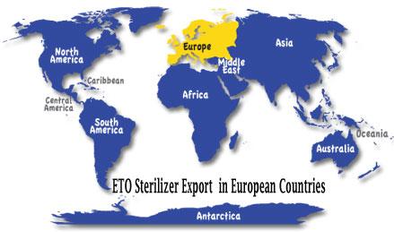 ETO Sterilizer Exporter