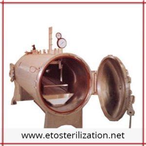 Batch Type steam Sterilizer