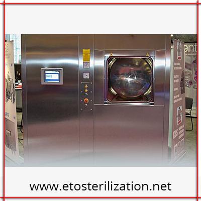 Pharma steam sterilizer