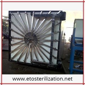 ETO Sterilization Plants India