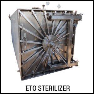 eto sterilizer, eto sterilization, manufacturer