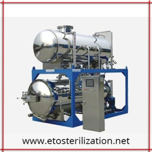Food Steam Sterilizer