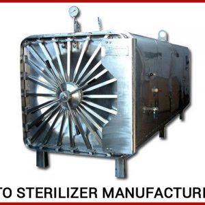 ETO Sterilizers Manufacturer