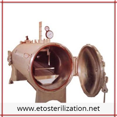batch type steam sterilizerr