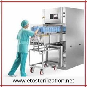 hospital steam sterilizer