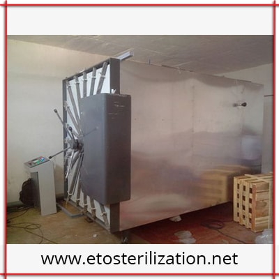 Industrial Eto Sterilizer