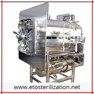 single door eto sterilizer